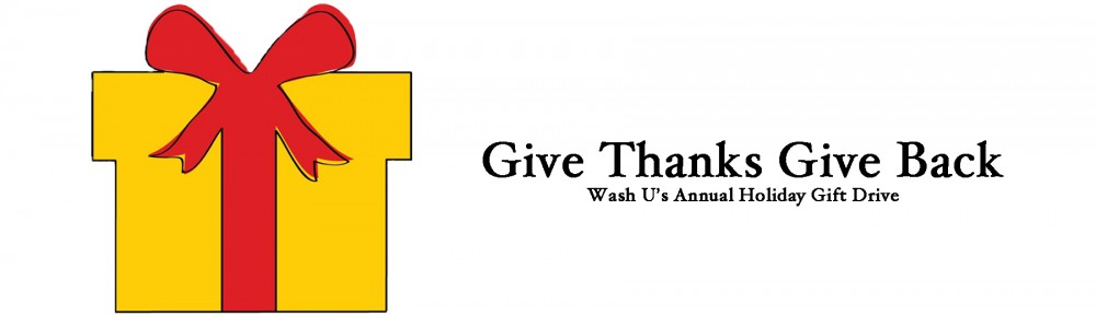 Give Thanks Give Back